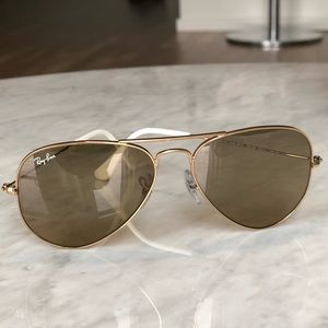 Ray Ban Large Metal Aviator
